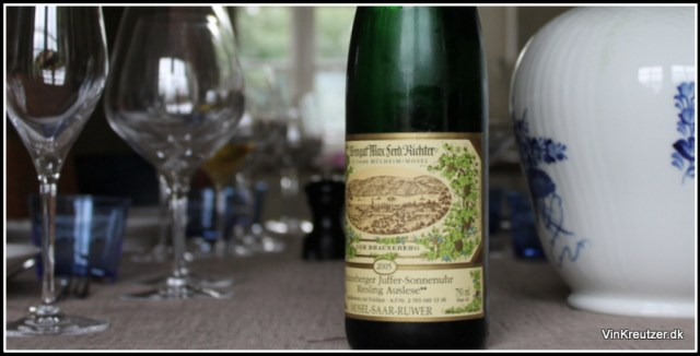 Riesling Mosel Auslese Richter
