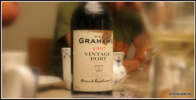 Vintage Port Grahams 1997