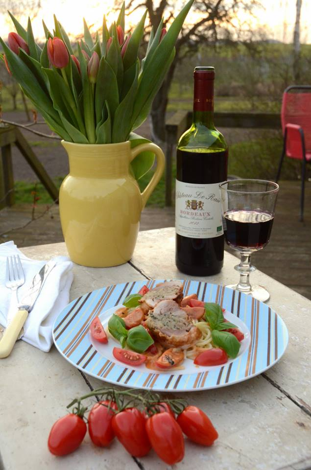 Rød Bordeaux Rait Rødvin