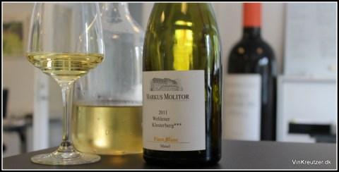 Pinot Blanc Mosel Molitor