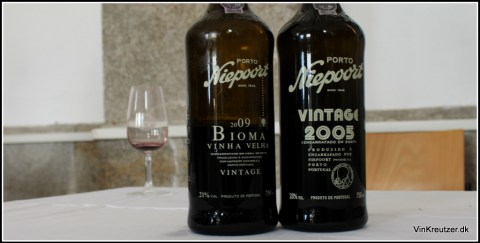 Vintage Port Wine Niepoort