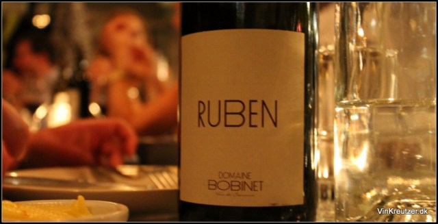 2013 Domaine Bobinet, Ruben, Saumur Champigny