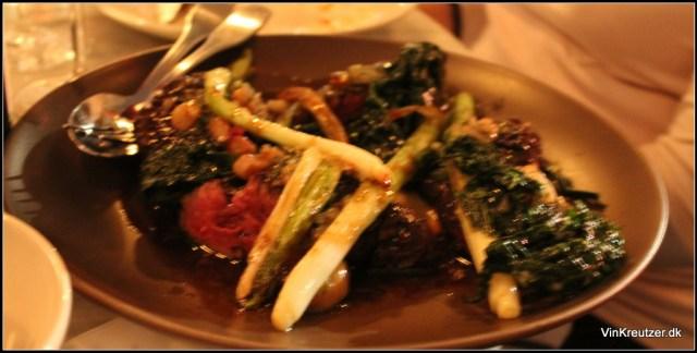 Nyrretapper med broccoli og forårsløg