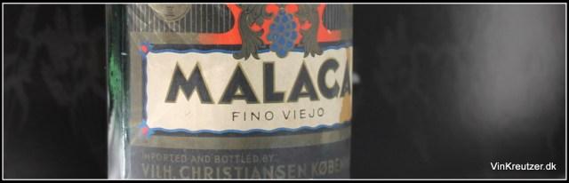 Vin fra Malaga