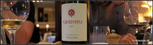 2004 Foradori, Granato