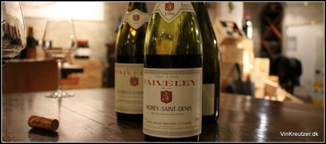Faiveley Morey Saint Denis