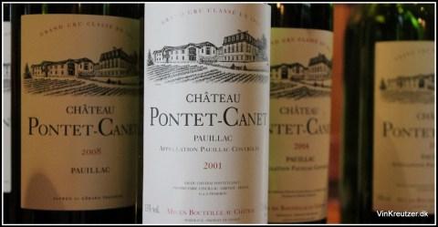2001 Pontet Canet  Pauillac