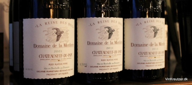 Chateauneuf Vertical Mordoree