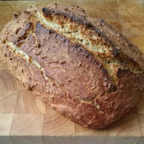 Brød nemt opskrift