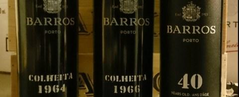Colheita Barros Port