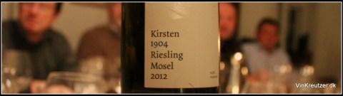 Kirsten Riesling