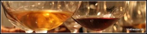 Rødvin hvidvin