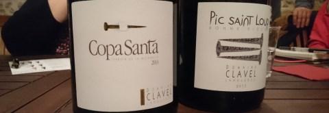 Clavel Pic St Loup og Copa Santa