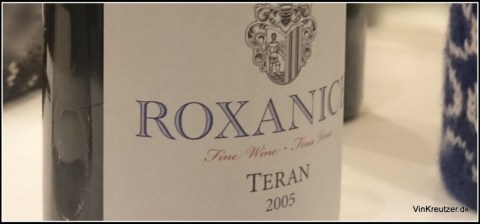 Teran Roxanich Kroatien