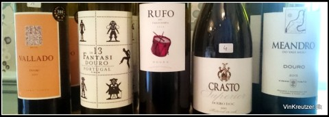Rødvine fra Douro