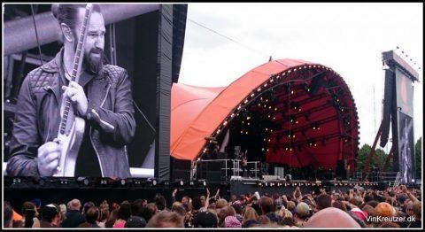 Dizzy på Roskilde Festival