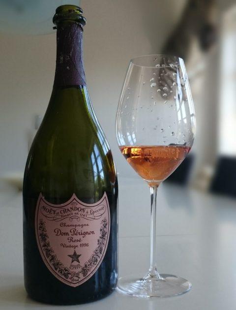 Dom Perignon rose