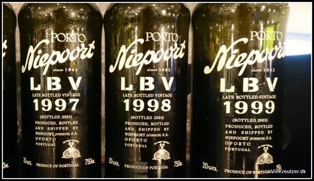 LBV 1997 1998 1999