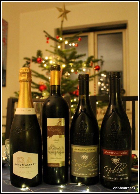 Vin til juleaften
