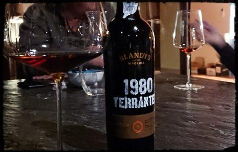 1980 Terrantes Madeira