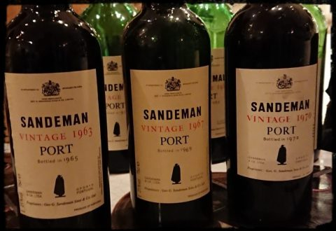 1963 Sandeman Vintage Port