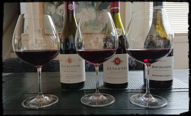2016 Bourgogne