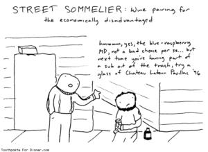Hobo Sommelier?