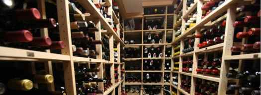 An efficient wine cellar