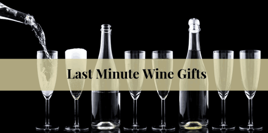 last minute wine gifts