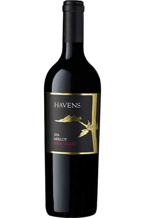 Havens Winery 2014 Merlot Napa Valley