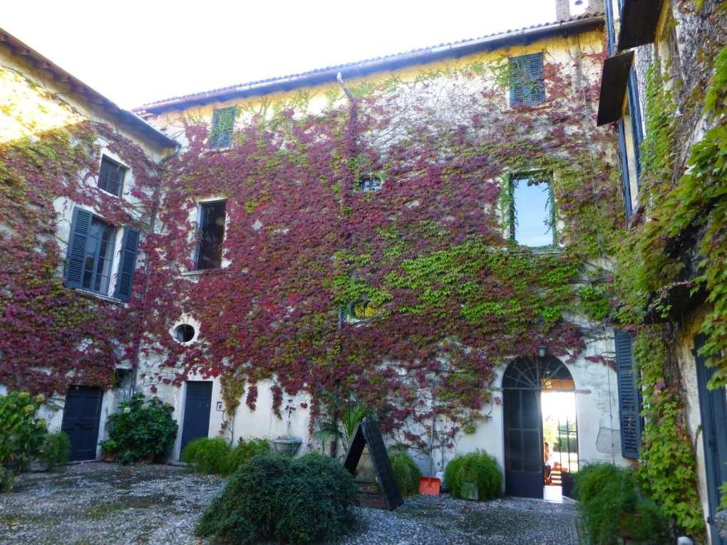 corte giardino Monte Rossa