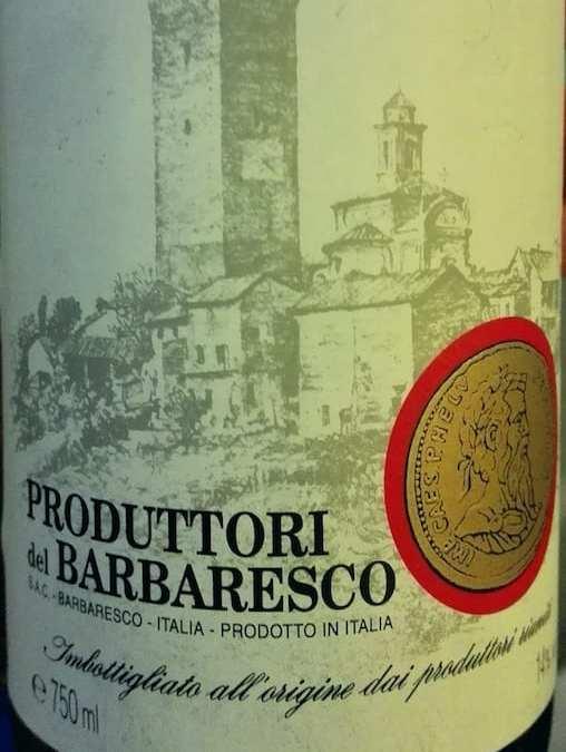 Barbaresco 2012, quello dei Produttori
