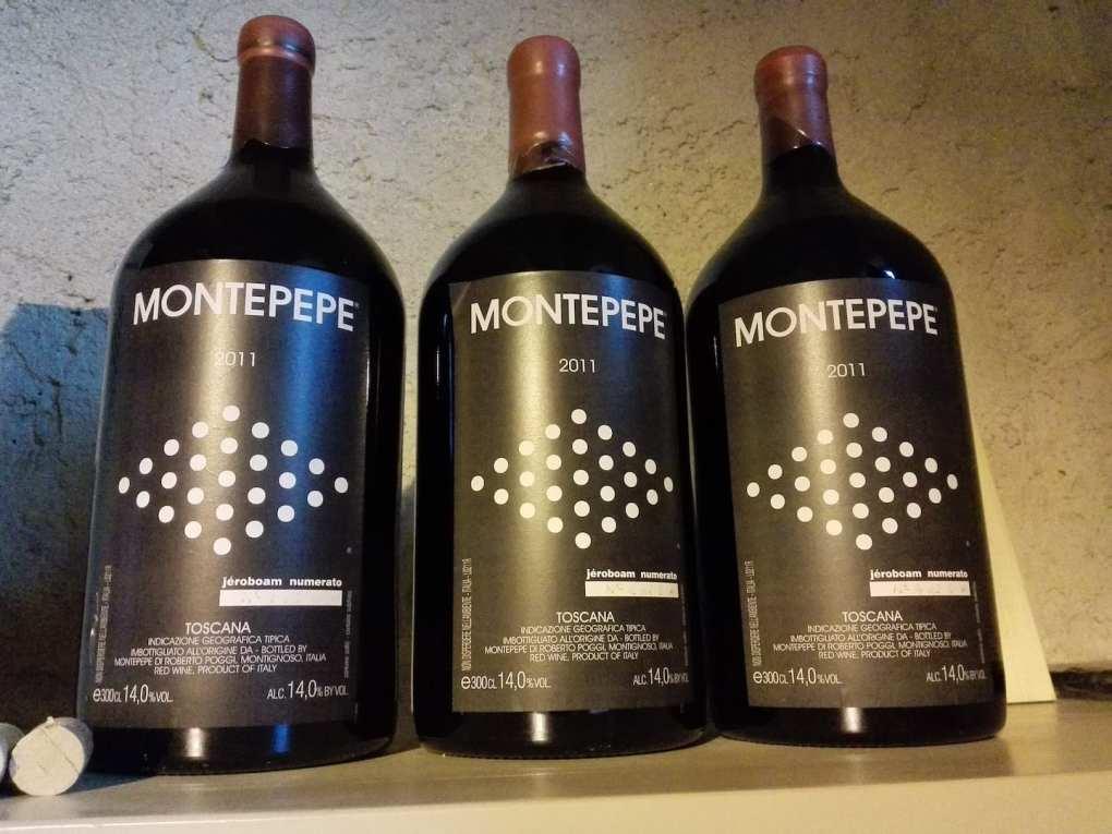 Montepepe Rosso 2011