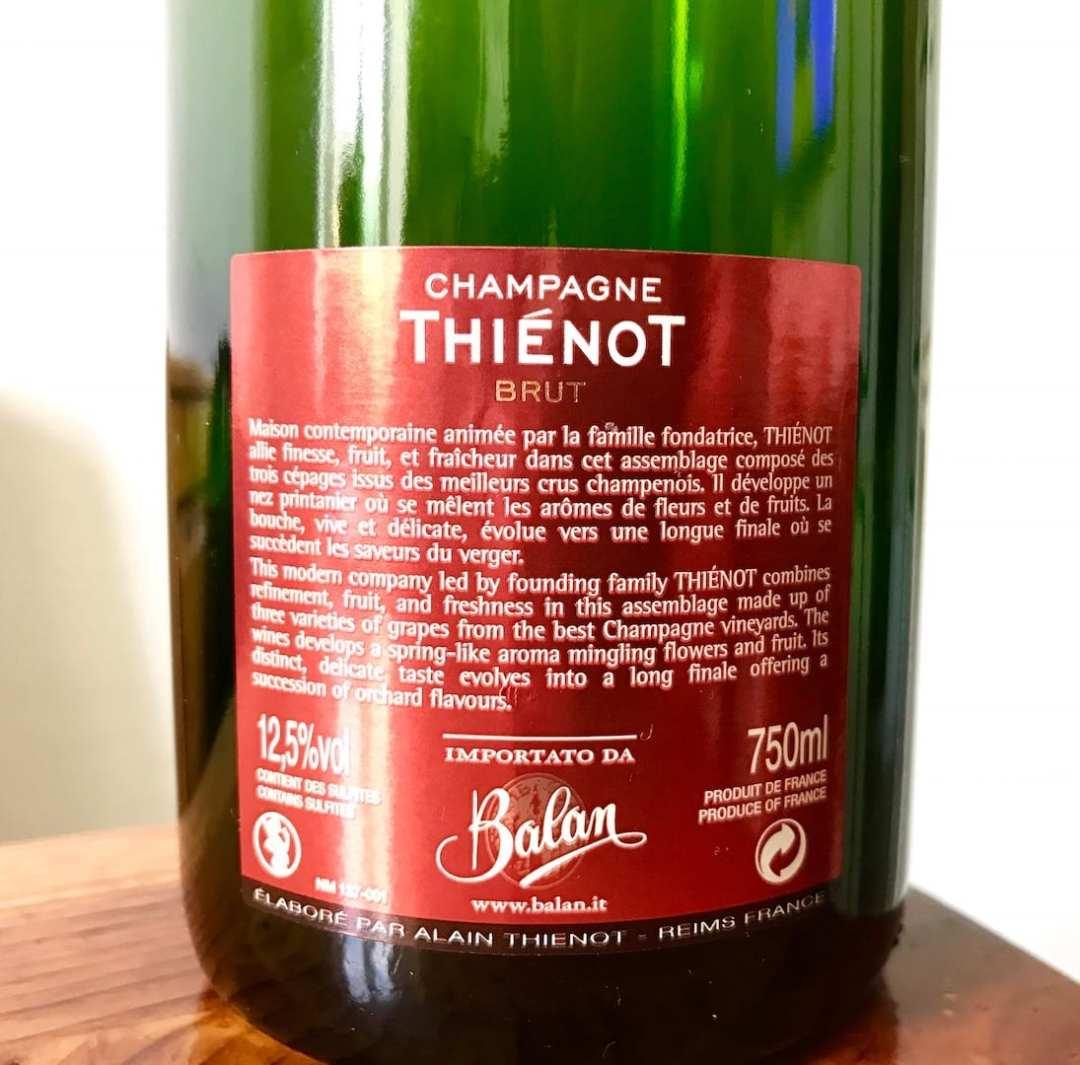 Thienot Champagne Brut