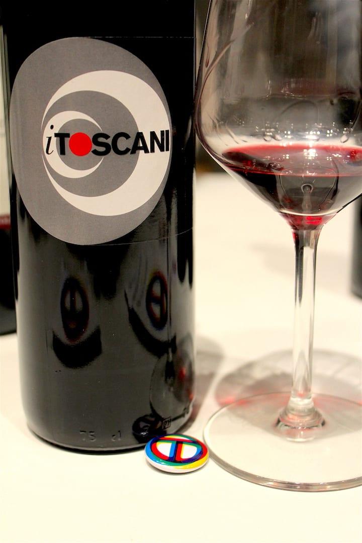 OT wine I Toscani a Vinoè 2016
