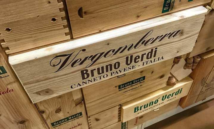 Stand Bruno Verdi al Vinitaly