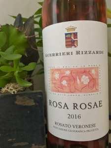 Guerrieri Rizzardi Rosa Rosae 2016