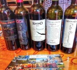 Pietro Beconcini e i suoi vini