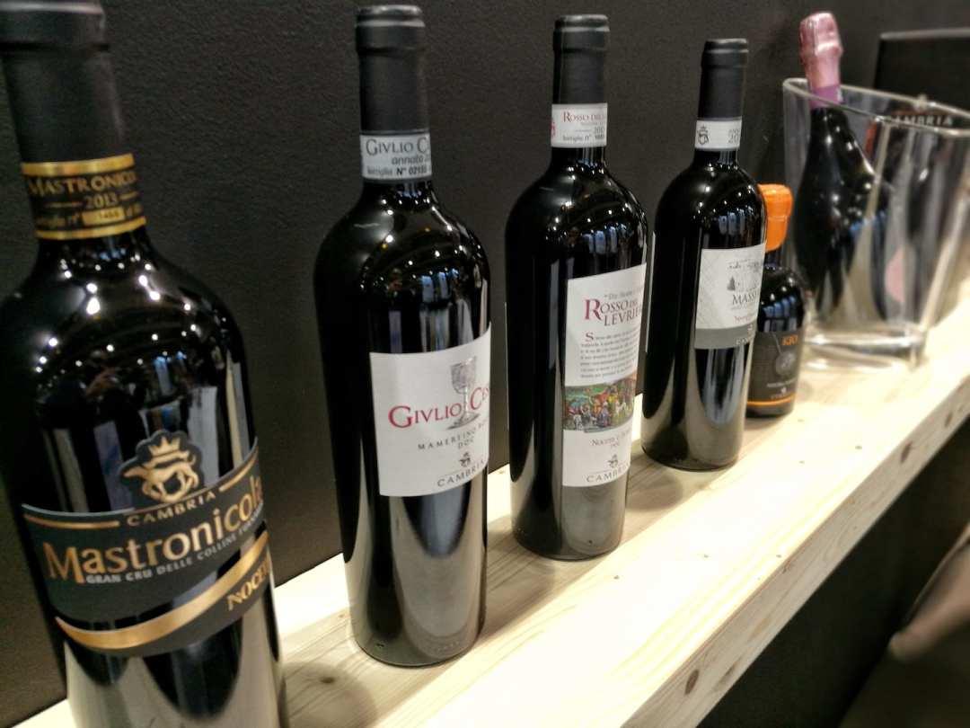 I vini della Cantina Cambria tra le migliori degustazioni del Vinitaly