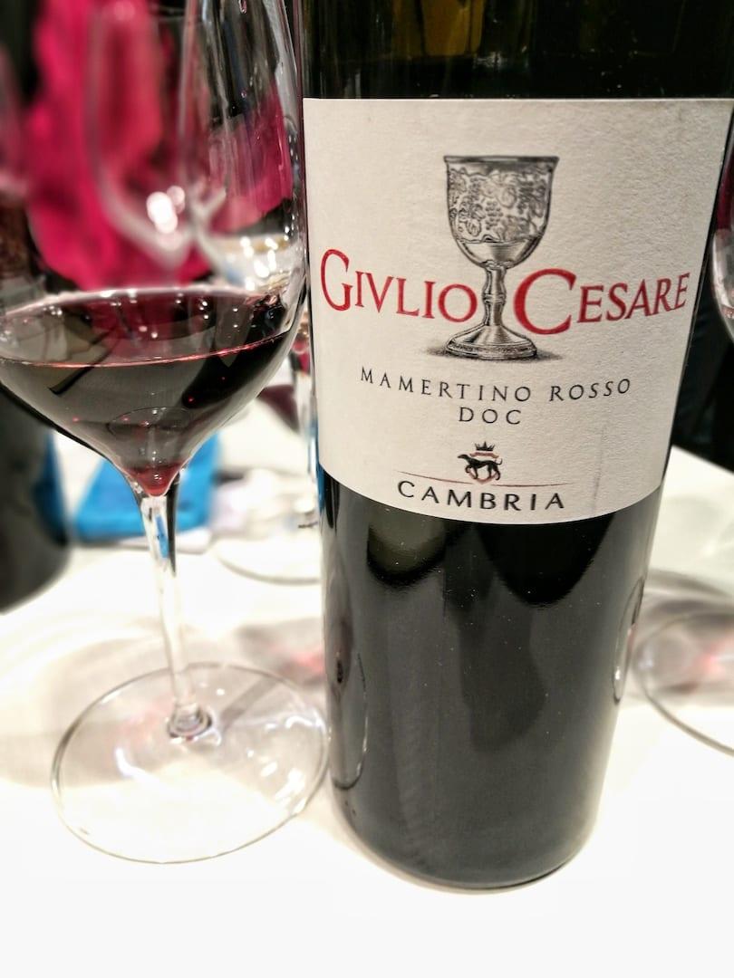 Cantina Cambria Giulio Cesare