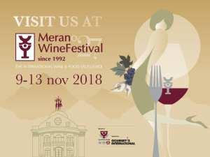 Vado al Merano wine festival 2018
