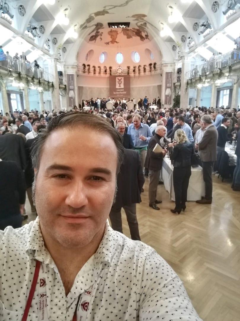 VinoperPassione al Merano Wine Festival 2018