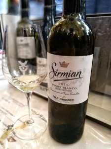 Pinot Bianco 2016 Nals Margreid al Merano Wine Festival 2018