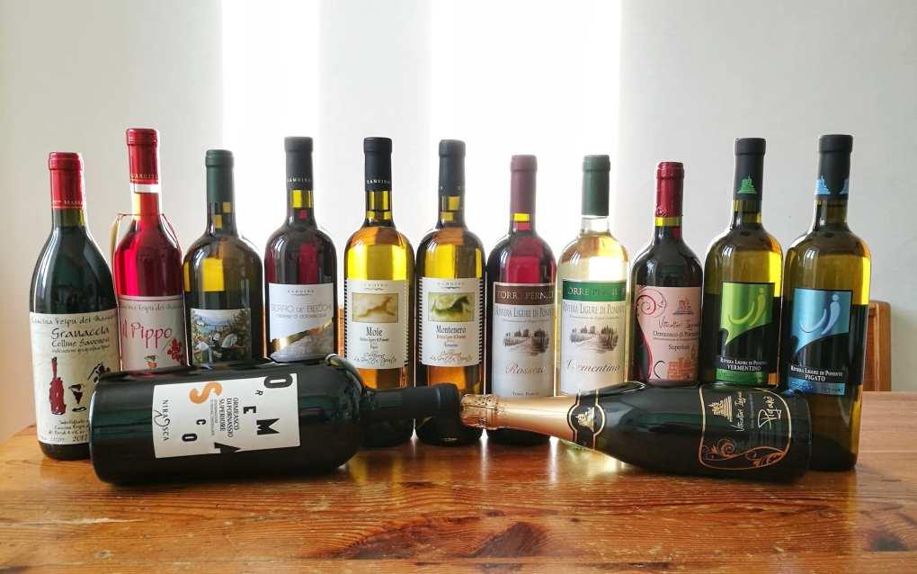 Piccoli regali dei produttori della Valle Arroscia