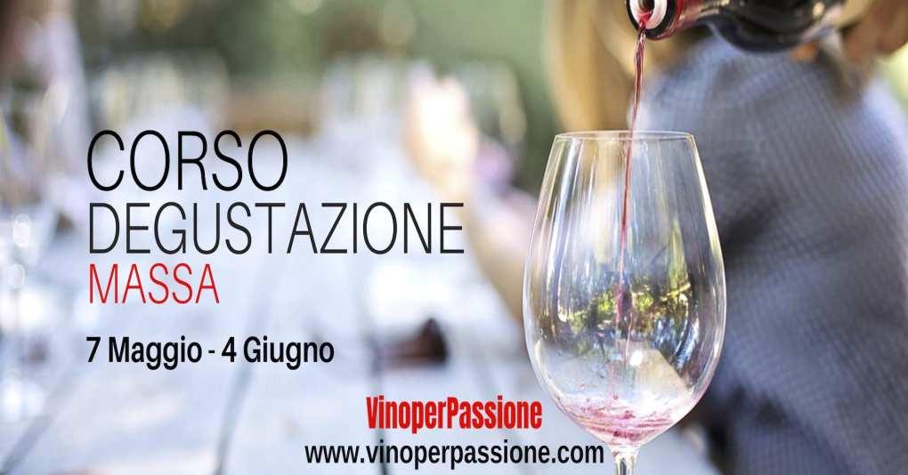 corso degustazione vino massa