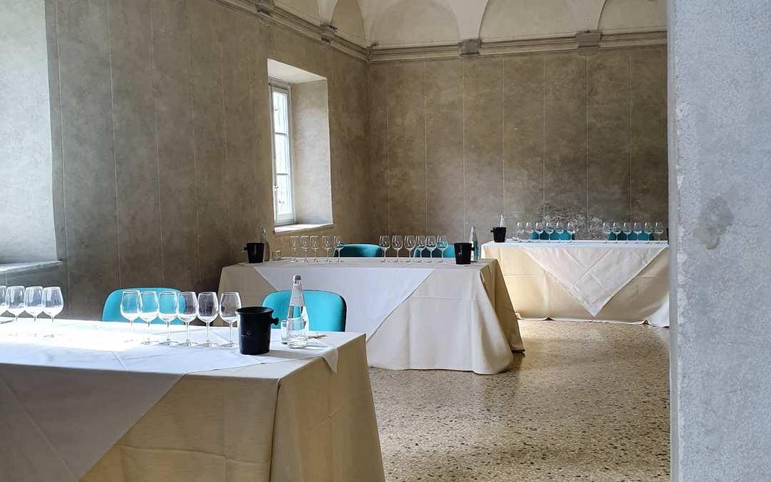 Il racconto dalla sala stampa di Anteprima della Costa Toscana 2019