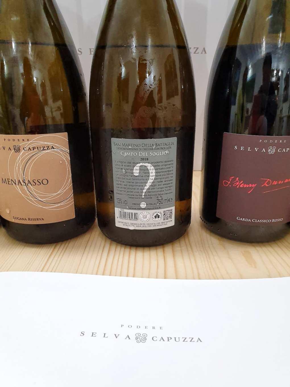 I vini di Selva Capuzza provati al Vinitaly 2019