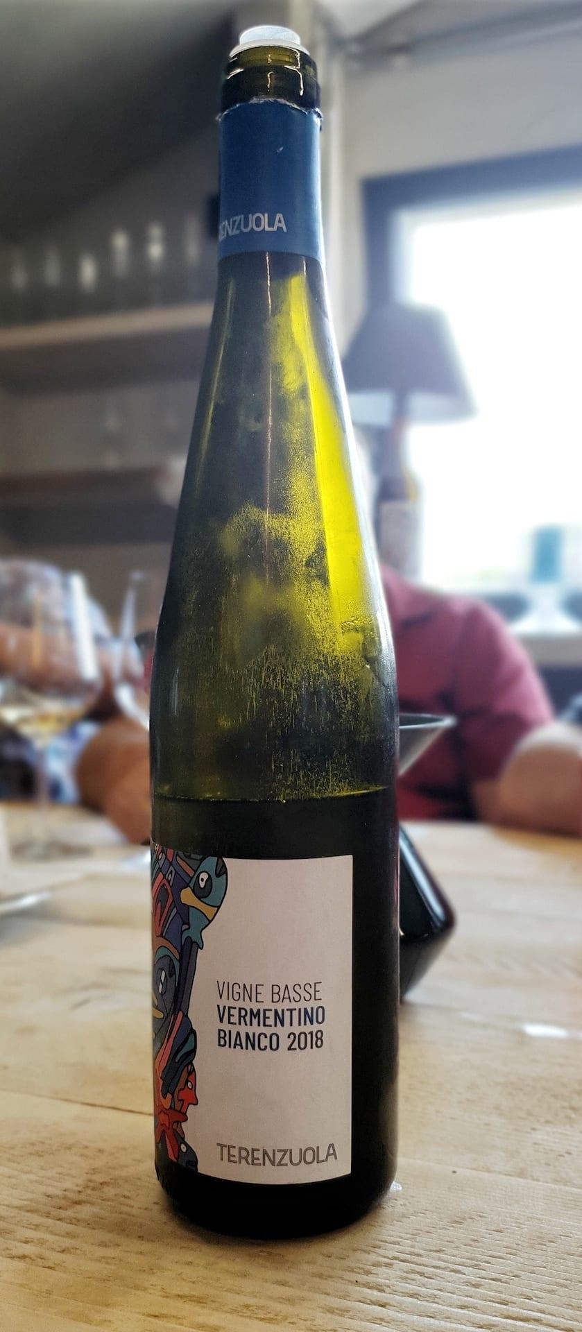 Vigne Basse 2018 di Terenzuola