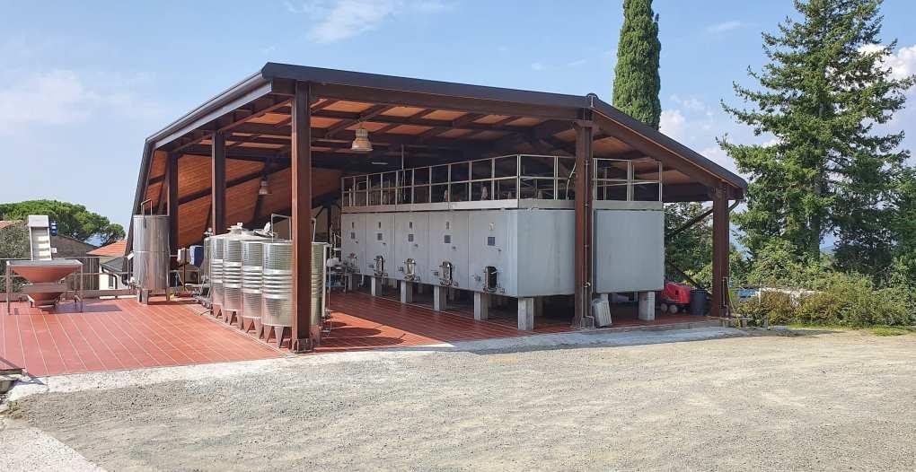 Le vasche di cemento di Terenzuola