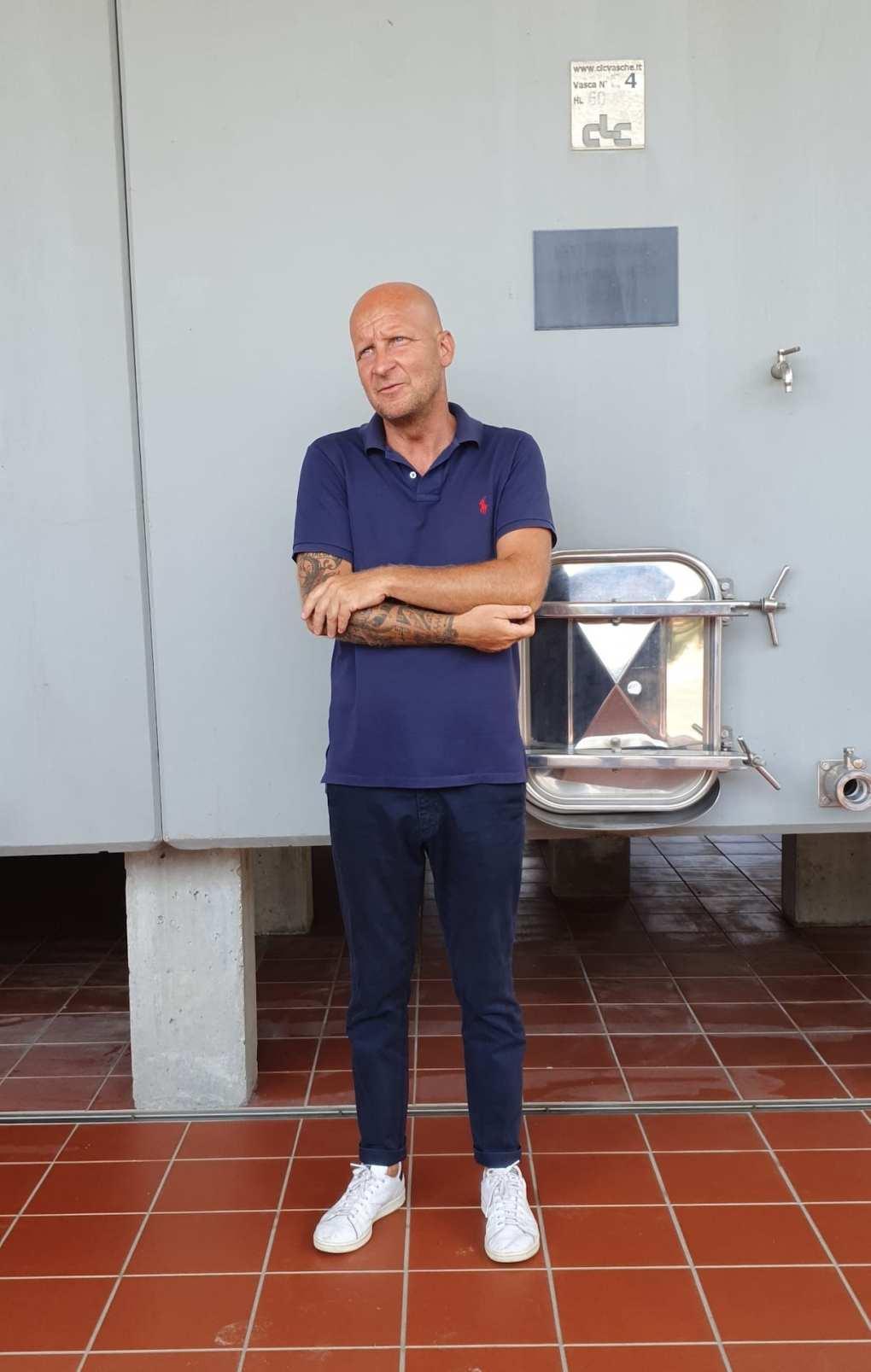 Ivan Giuliani, patron di Terenzuola